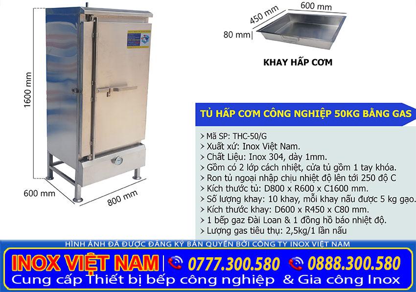 thong-so-ky-thuat-tu-nau-com-cong-nghiep-50kg-bang-gas